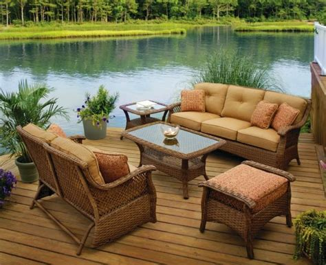 agio wicker patio furniture agio patio household furniture manufactured for