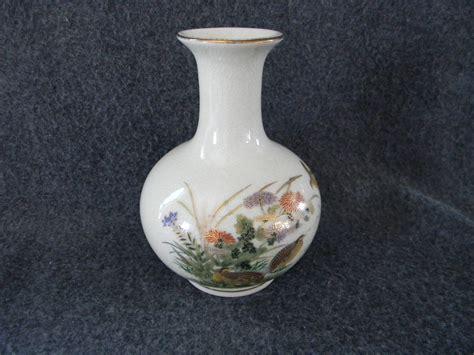 vintage japanese otagiri vase from carolines on ruby