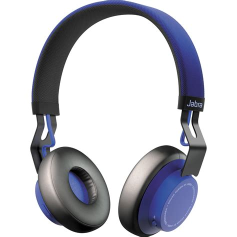 Jabra Wireless Headphone Move jabra move wireless bluetooth headphones blue 100