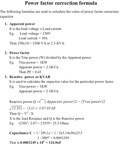 power factor correction using capacitor bank pdf power factor correction hs code 28 images ppt power factor correction powerpoint