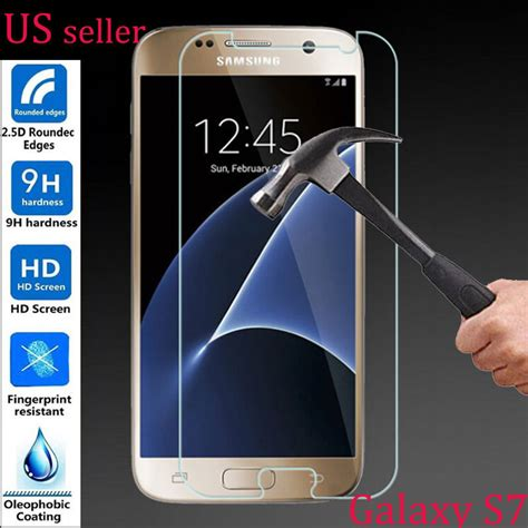 Tempered Glass Samsung Galaxy Mega 63 Screen Guard Samsung Mega 63 tempered gorilla glass screen protector for samsung galaxy s7 usa ebay