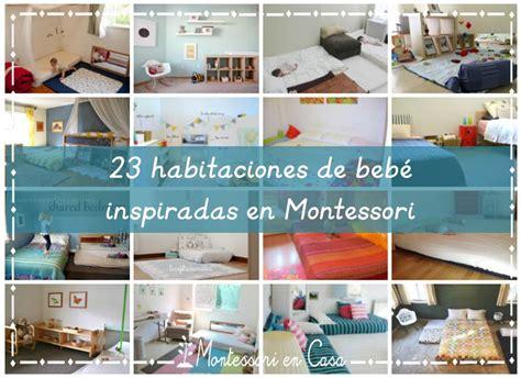 Diy Bedrooms 23 habitaciones de beb 233 inspiradas en montessori