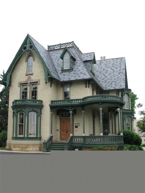 gothic victorian houses lake peterson house rockford illinois victorian