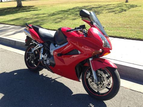 honda vfr 600 for sale 2002 vfr800 motorcycles for sale