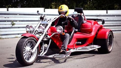 Dreirad Statt Motorrad statt zweirad dreir 228 der im test