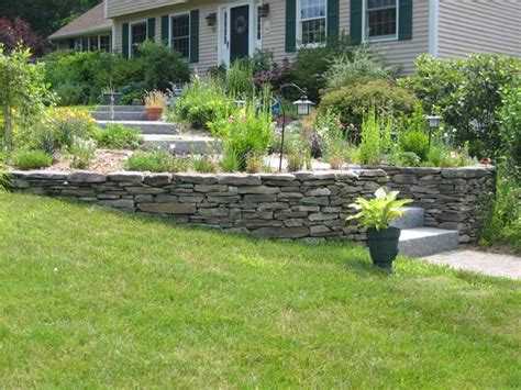 retaining wall ideas get landscaping ideas entryway