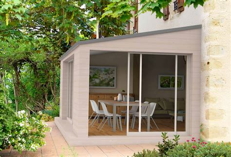 veranda kit v 233 randa pas cher optez pour une veranda en kit