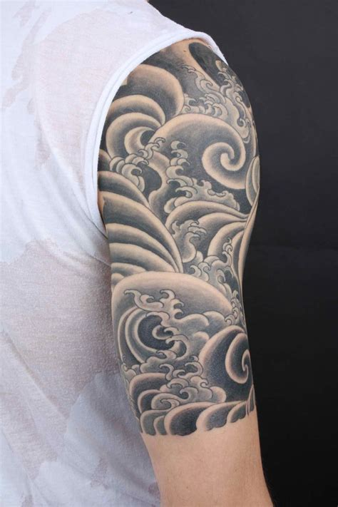ocean wave tattoos designs wave tattoos designs wave3w tattoos