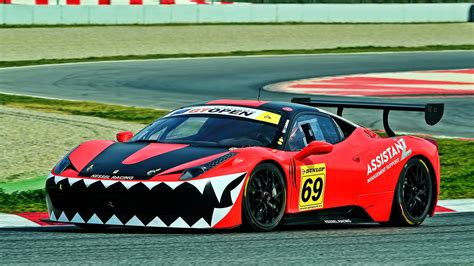 race car 458 italia gt3 racing car race cars