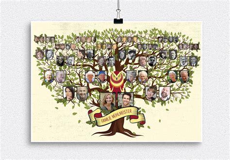 familienstammbaum erstellen vorlagen herunterladen und