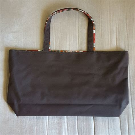 Lancome Bag 63 lancome handbags lancome brown tote bag with small travel bag from jackie s closet