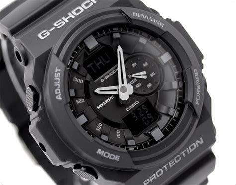 buy casio g shock x large matte black analog digital