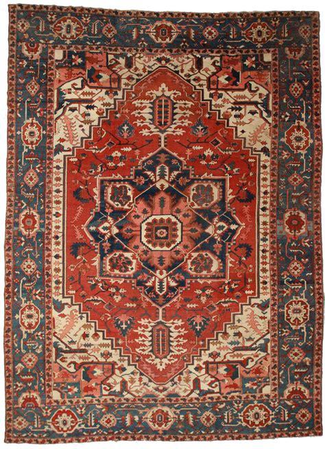 Iranian Rug by Antique Serapi 12x15 Rug 14070