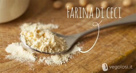 come cucinare la farina di ceci ricette con la farina di ceci e utilizzi in cucina
