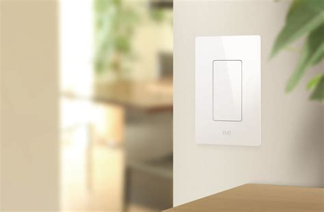 homekit compatible light switch elgato launches homekit enabled eve light switch imore
