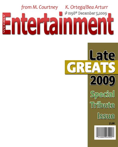 fake magazine cover template best business template