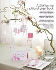 wedding wishes ideas wedding wish trees instead of guest books
