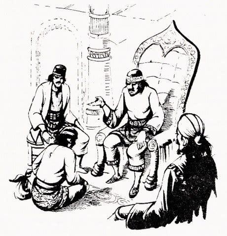 sketchbook artinya asal usul kerajaan pulau majeti dan legenda ki selang