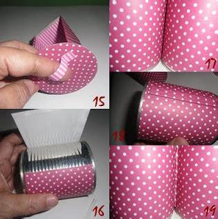 tutorial membuat bungkus kado lucu cara membuat kerajinan kaleng bekas laci laci mungil