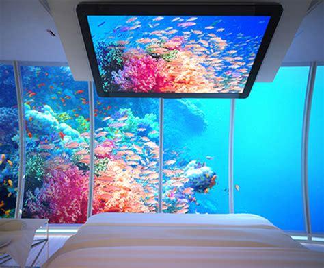 underwater restaurant stock image image of luxe kihavah 13 underwater hotels that ll make you feel like a mermaid
