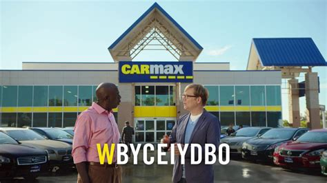 actor in carmax commercial wbyceiydbo we ll buy your car carmax commercial youtube