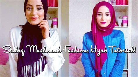 Outerwear Sweater Pakaian Wanita Muslim tutorial sadoq muslimah fashion wear