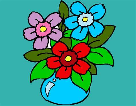 disegno vaso di fiori disegno vaso di fiori colorato da immy il 01 di maggio