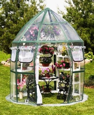 a small backyard greenhouse kit the selection process