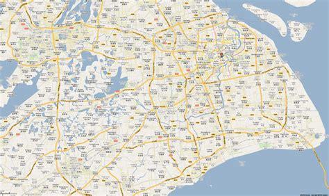 shanghai map image shanghai map