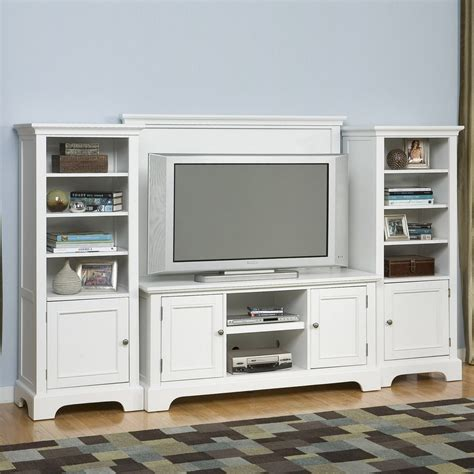 shop home styles naples white television entertainment