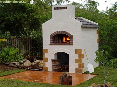 plans for pizza oven better homes and gardens