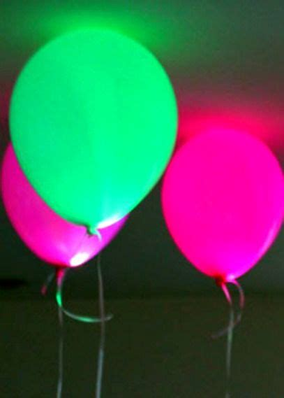 Glow Stick In Balloon » Home Design 2017
