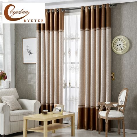 quality curtains and drapes byetee high quality curtains fabric stripe drapes