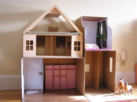 how do you make a doll house our favourite things to do with a cardboard box little miracles