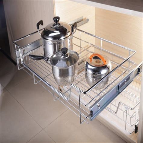 Kitchen Pantry Pull Out Baskets Buy Wholesale Stainless Steel Kitchen Pantry