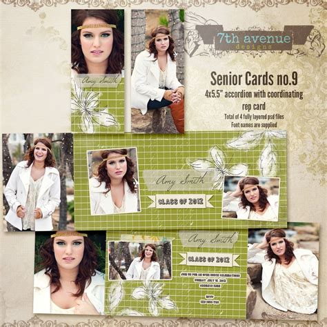 senior rep card templates 28 best images about senior invitation ideas on