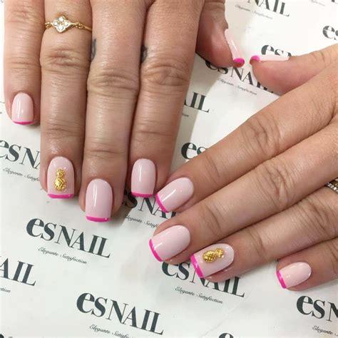 imagenes de uñas pintadas en gris 170 u 209 as decoradas rosa u 209 as decoradas nail art