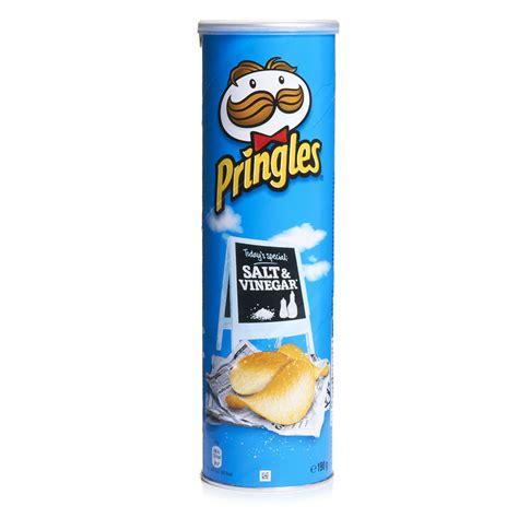Pringles Salt Vinegar pringles salt and vinegar 200g at wilko