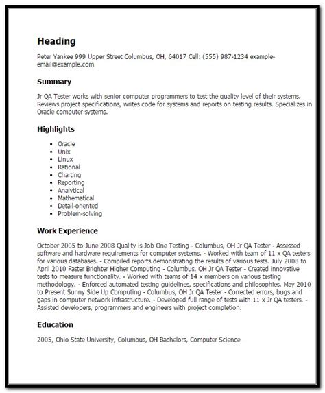 cover letters for it professionals cover letter sle for resume for it professional cover
