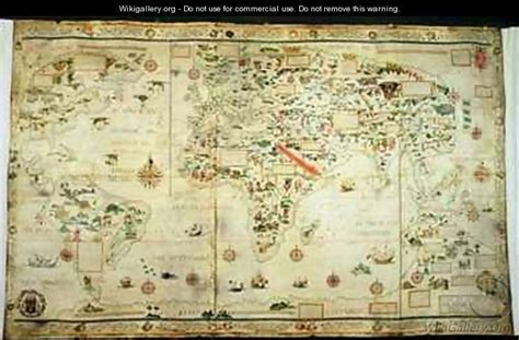 copyright free maps for commercial use map of the world desceliers wikigallery org