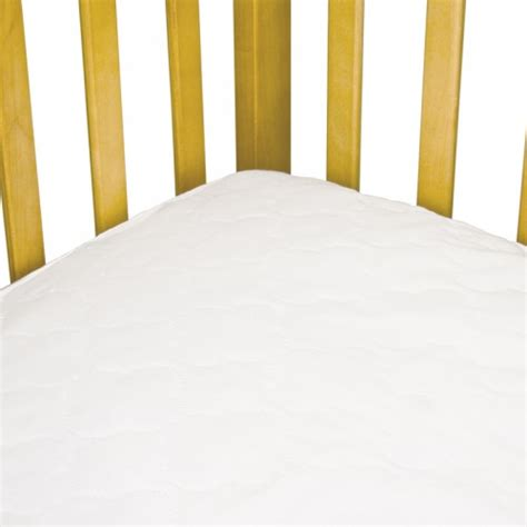 fitted crib mattress pad sealy stain protection fitted crib mattress pad sealy baby