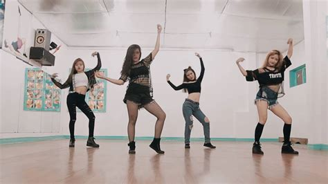 blackpink boombayah dance blackpink boombayah dance cover by tnt dance crew from