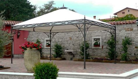 gazebi ferro battuto gazebi in ferro gazebo