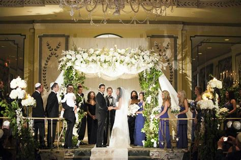 kosher wedding halls new york city 2 ceremony d 233 cor photos indoor wedding inside weddings