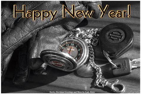 harley davidson happy new year images happy new year harley davidson