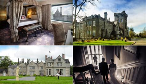 5 awesome castle wedding venues in ireland confetti ie