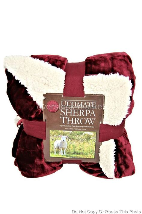 life comfort sherpa blanket life comfort ultimate sherpa throw reversible microsherpa