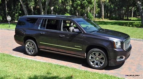 gmc denali yukon 2015 2015 gmc yukon denali xl review