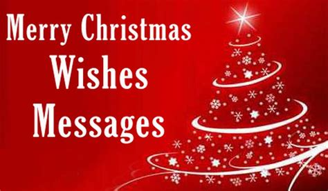sample christmas messages christmas wishes message