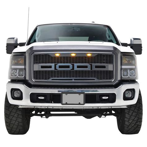2003 ford f250 grille 11 16 ford f250 f350 raptor style packaged grille